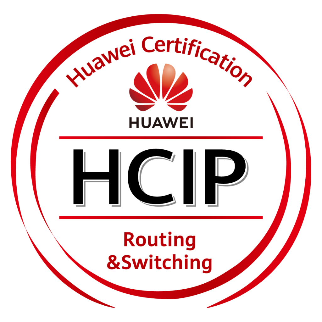 HCIP-Routing & Switching